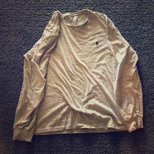 Polo Ralph Lauren Long-Sleeve Crew Neck Shirt
